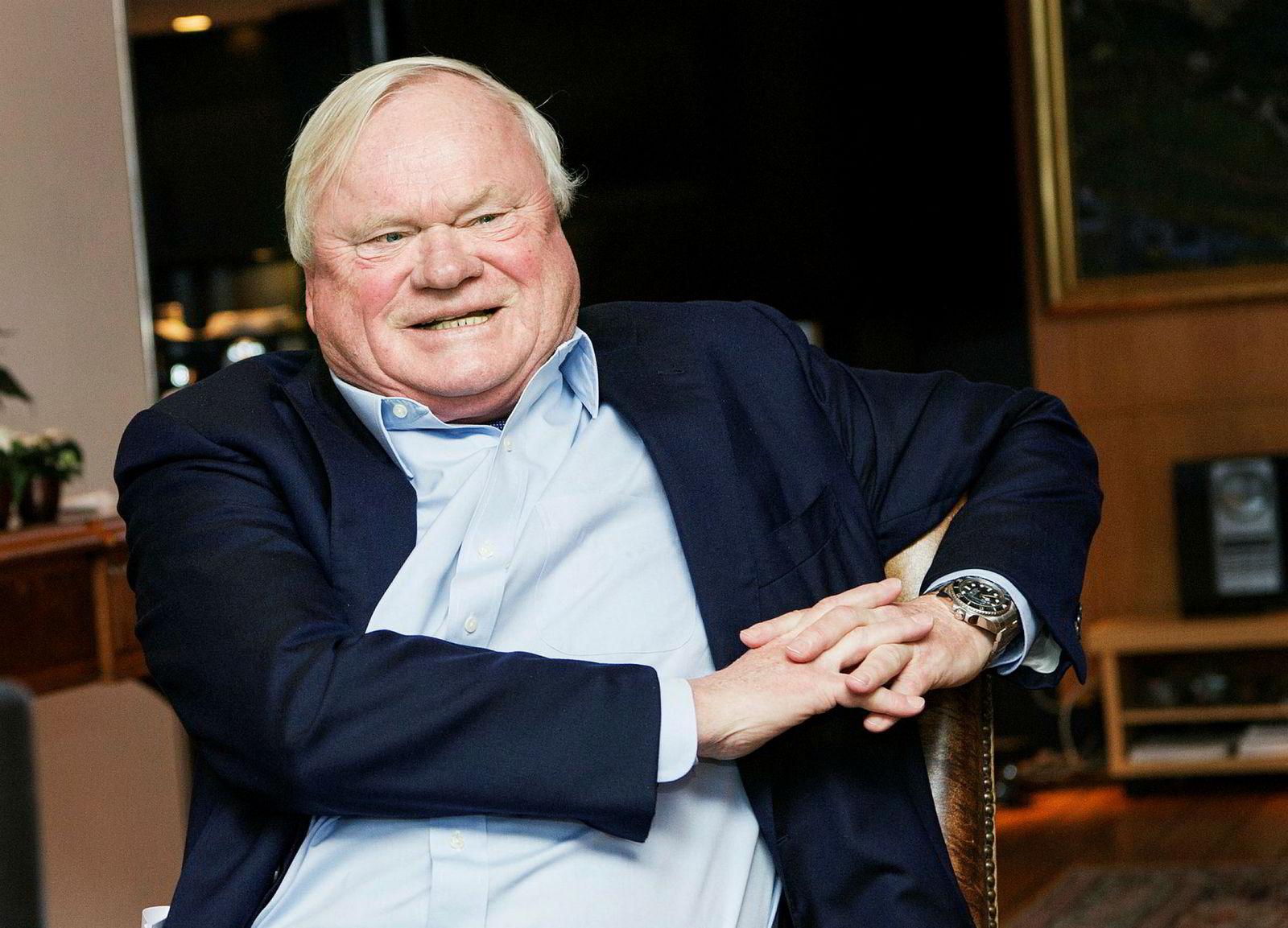 John Fredriksen har aksjer for 495 millioner kroner i Axactor.