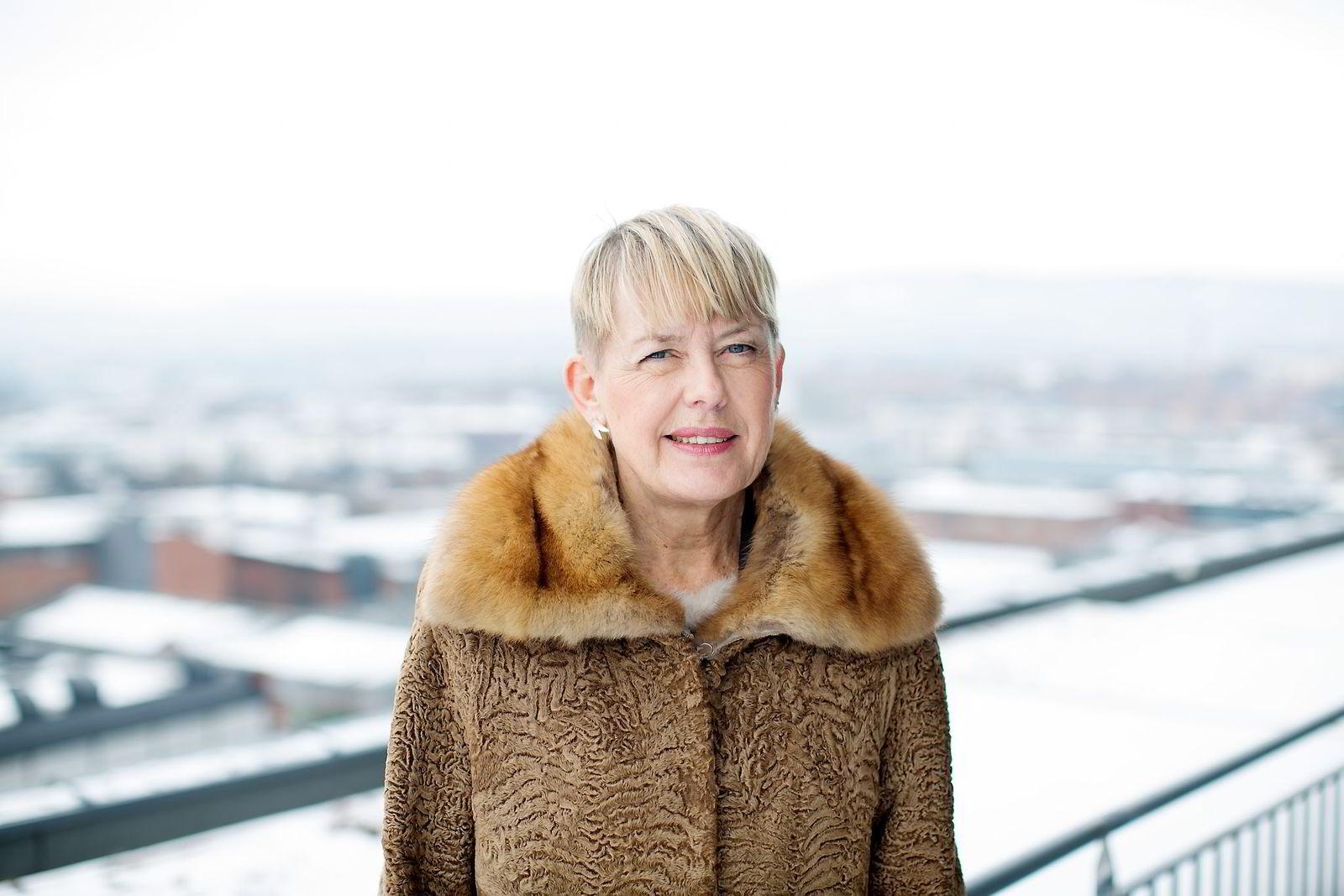– Man må ta innover seg at man kanskje må slå litt av på trening og andre aktiviteter for å rekke det Astrid Søgnen, direktør for Utdanningsetaten i Oslo kommune. Foto: