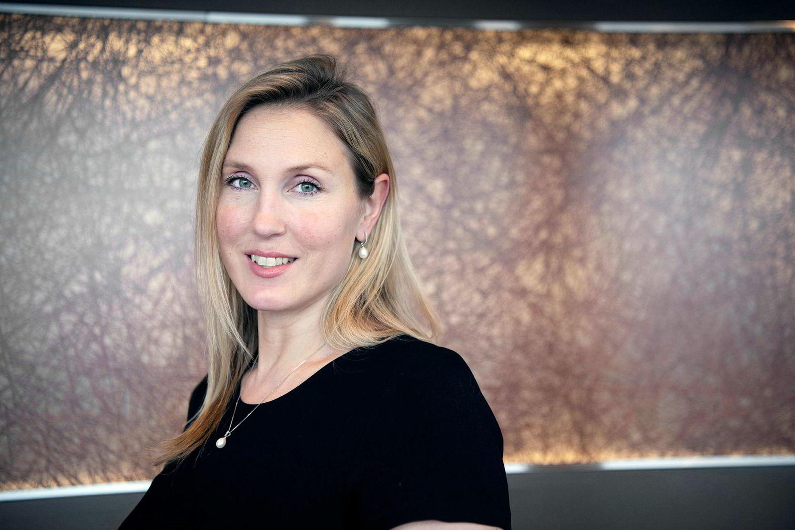 Erica Blomgren Dalstø.
