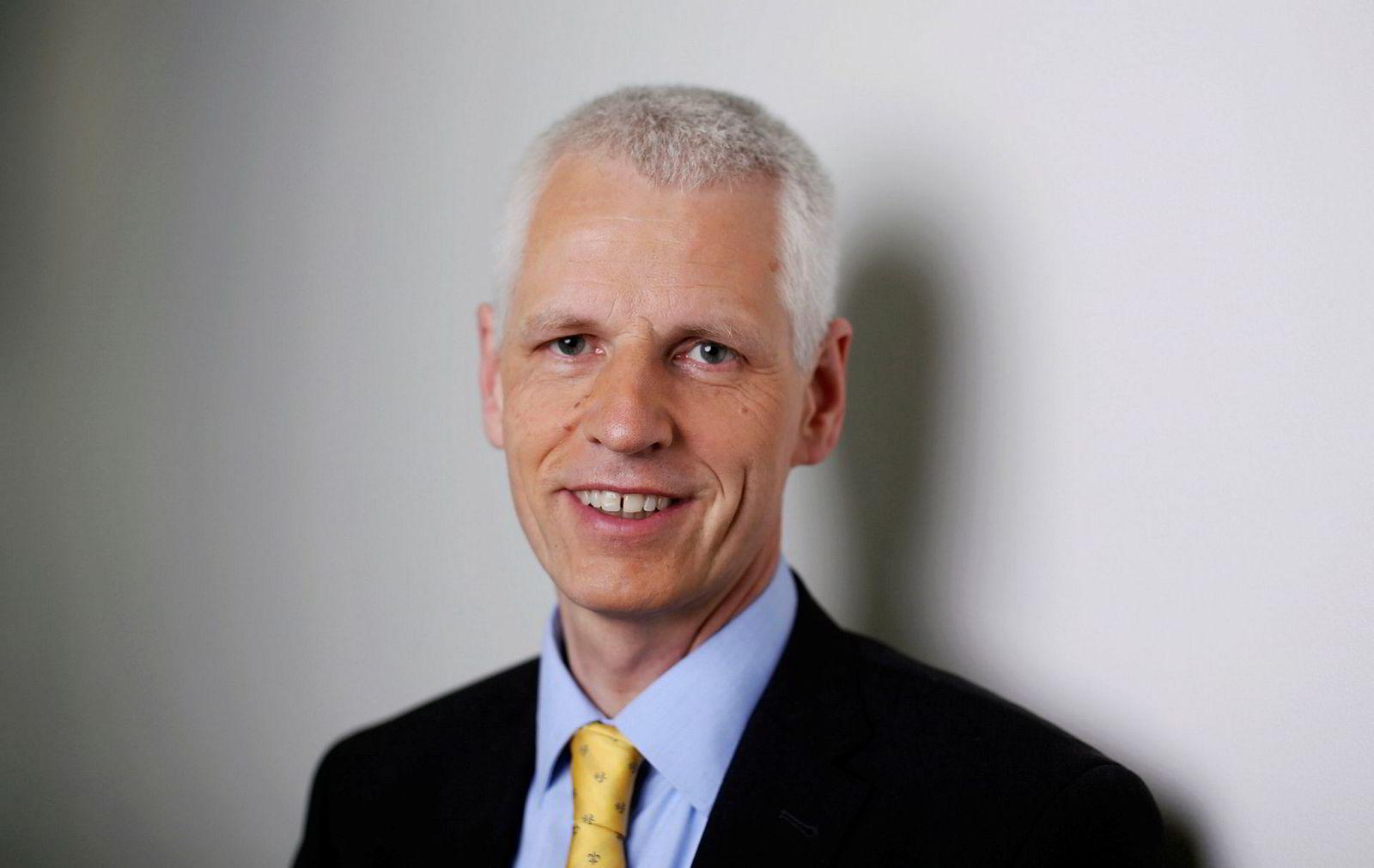 Sjeføkonom Holger Schmieding i Berenberg Bank.