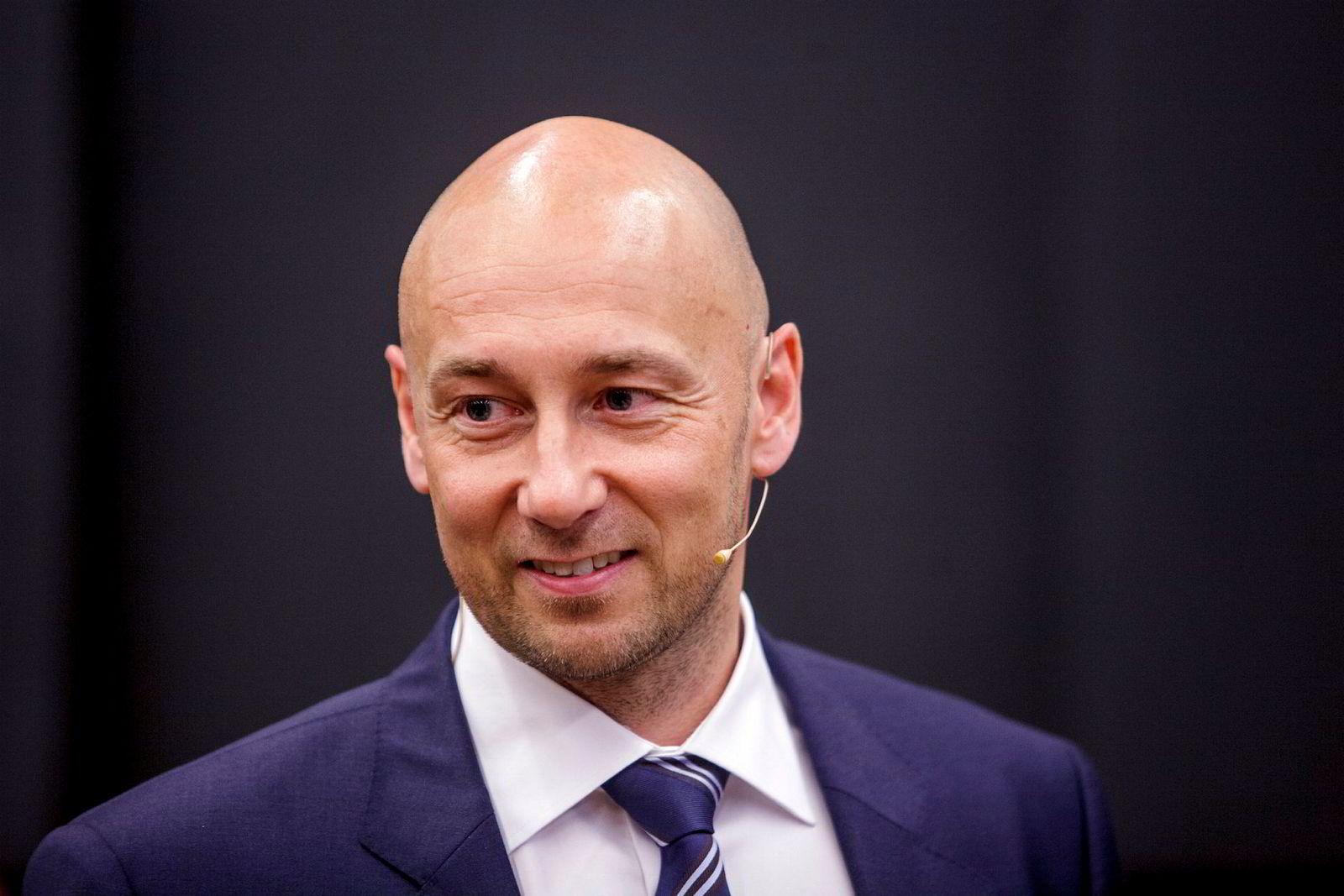 Helge Andre Martinsen, analytiker olje i DNB Markets.