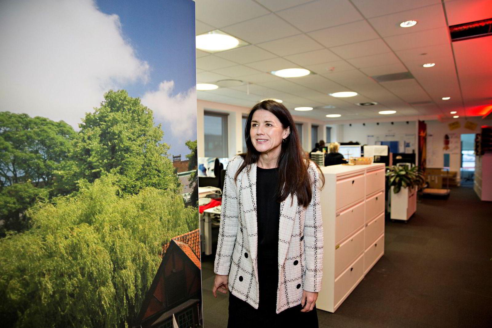 Astrid Simonsen Joos mener at alle ansatte, henne selv inkludert, kan vurderes etter de tre egenskapene hun legger vekt på ved rekruttering.
