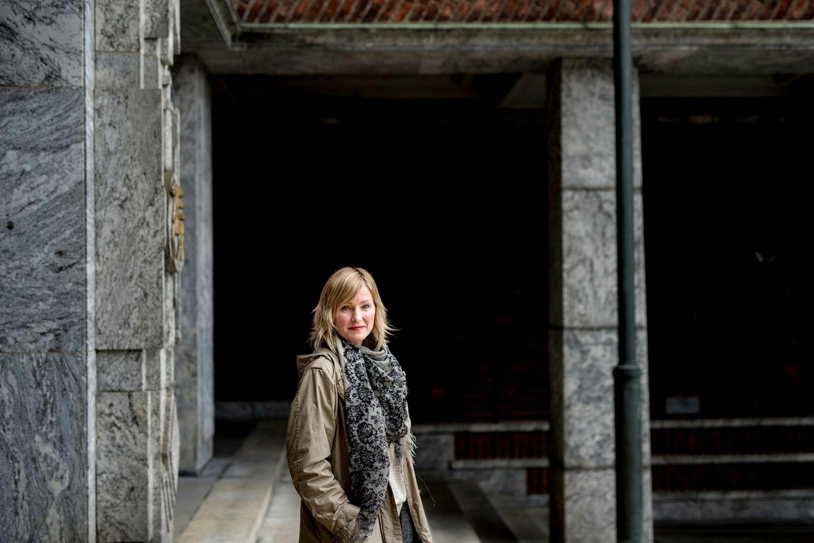 Inga Marte Thorkildsen (SV) er skolebyråd i Oslo kommune.
