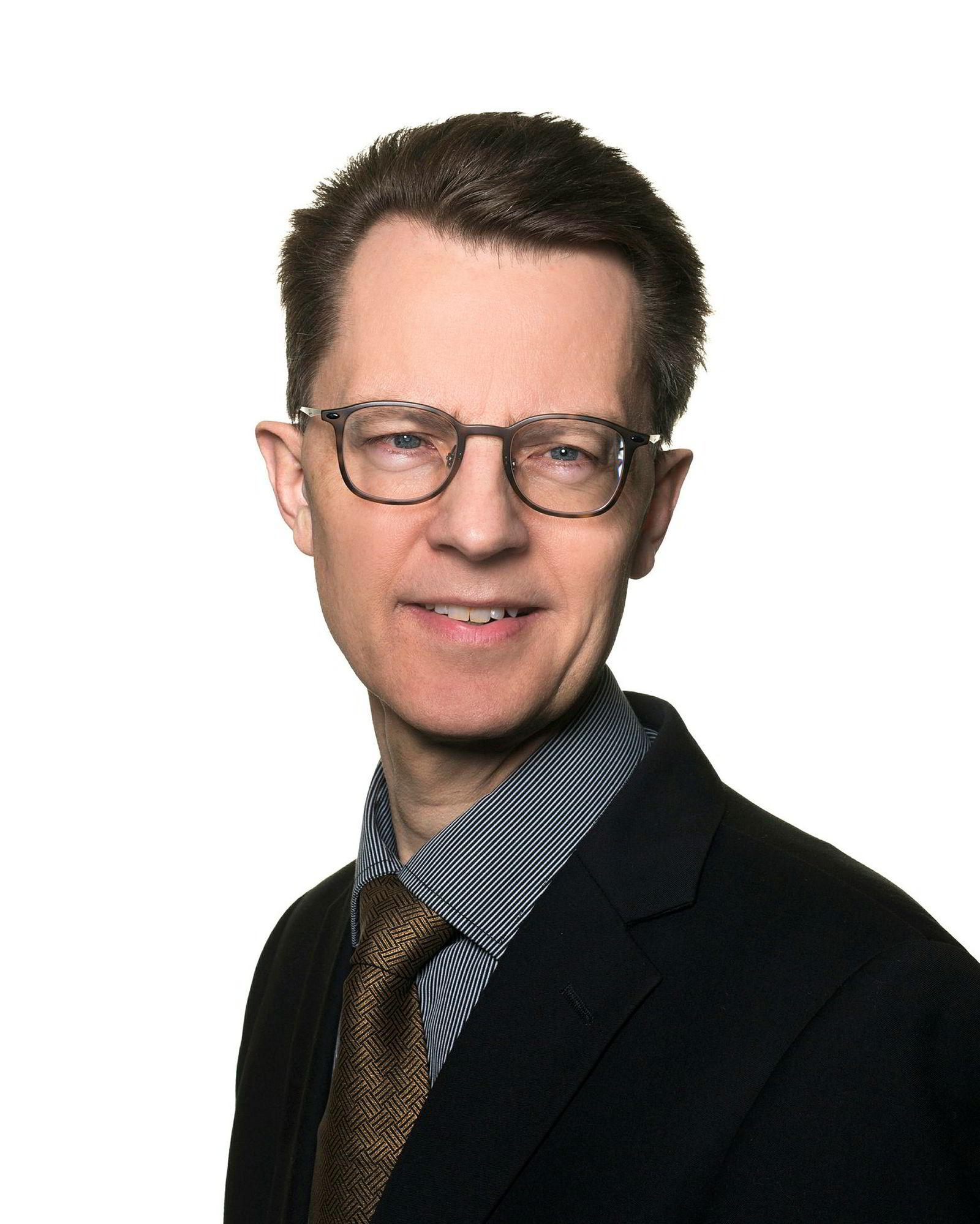 Nettnøytralitet Frode Sørensen. Seniorrådgiver i Nasjonal Kommunikasjonsmyndighet, Frode Sørensen, sier det kan få store konsekvenser om nettnøytraliteten ikke beskyttes.