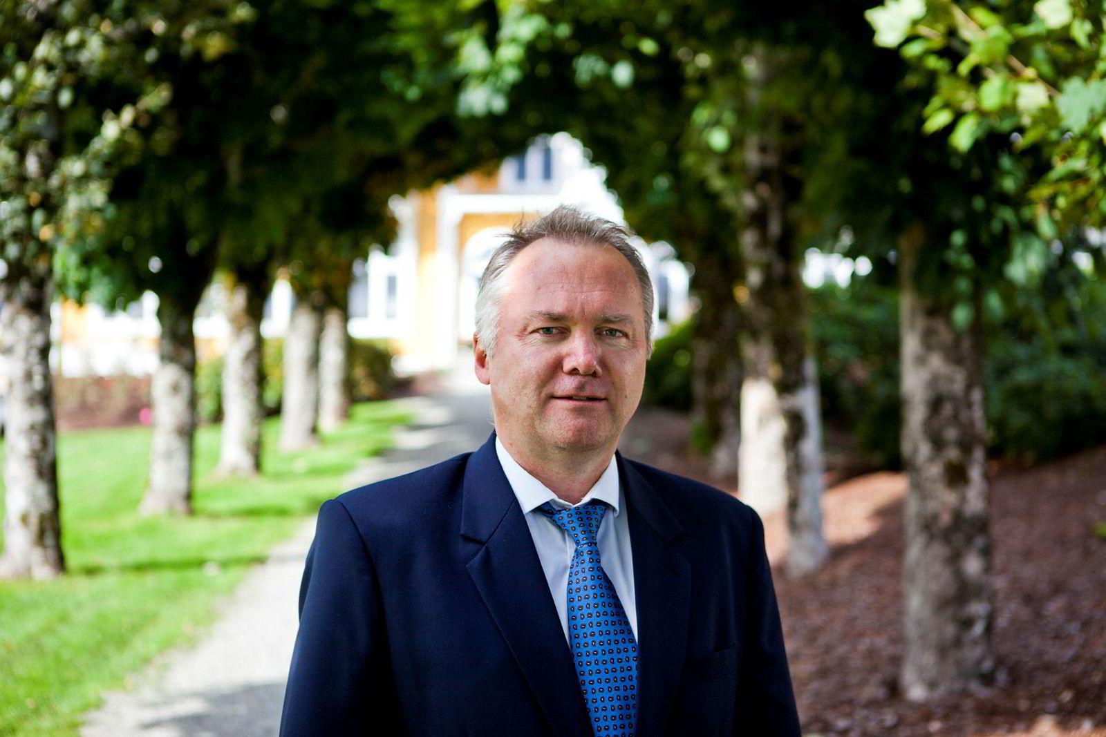 Oddvar Bjørgan.
