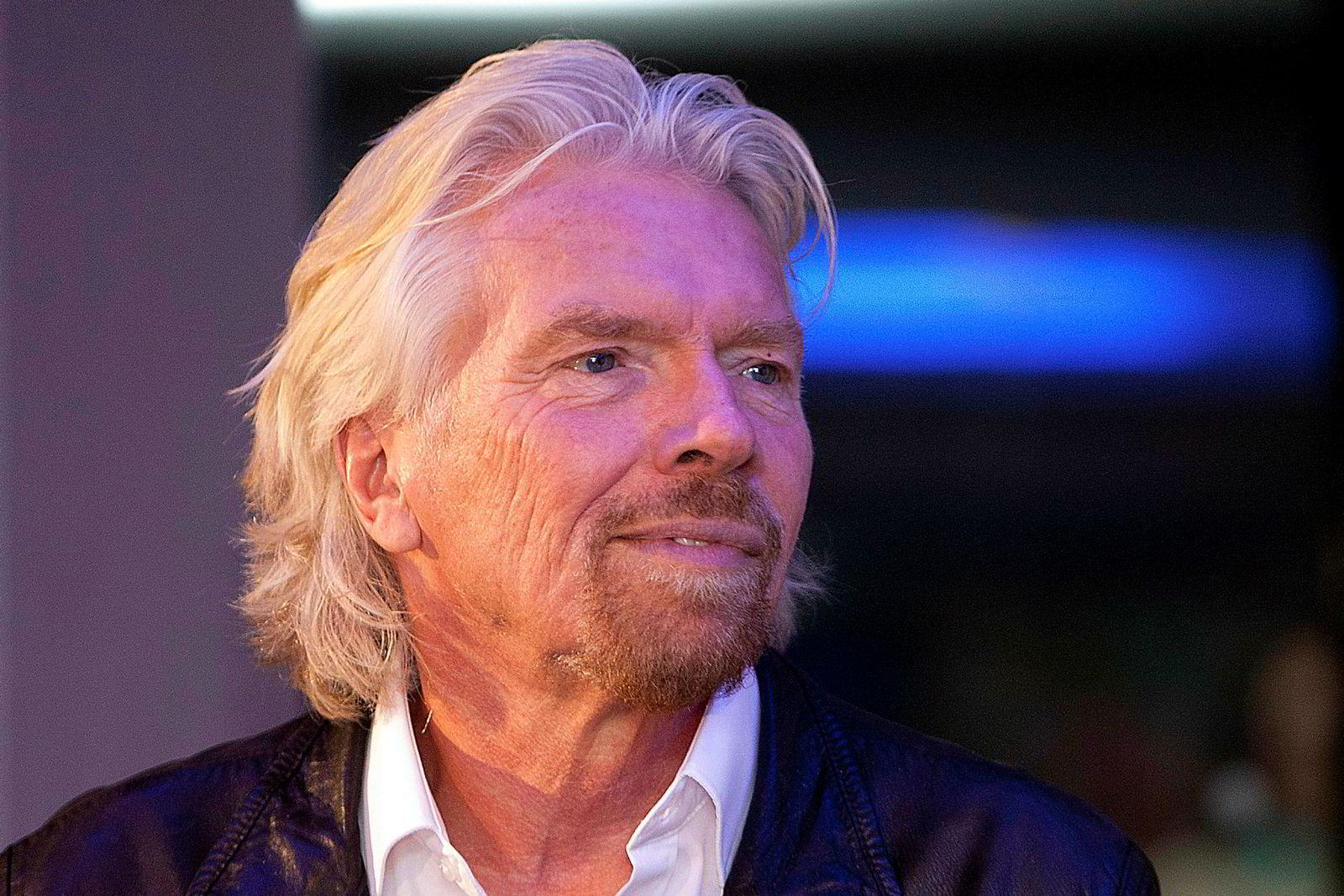 Virgin-sjef Richard Branson har lagt forhandlinger med Saudi-Arabia på is.
