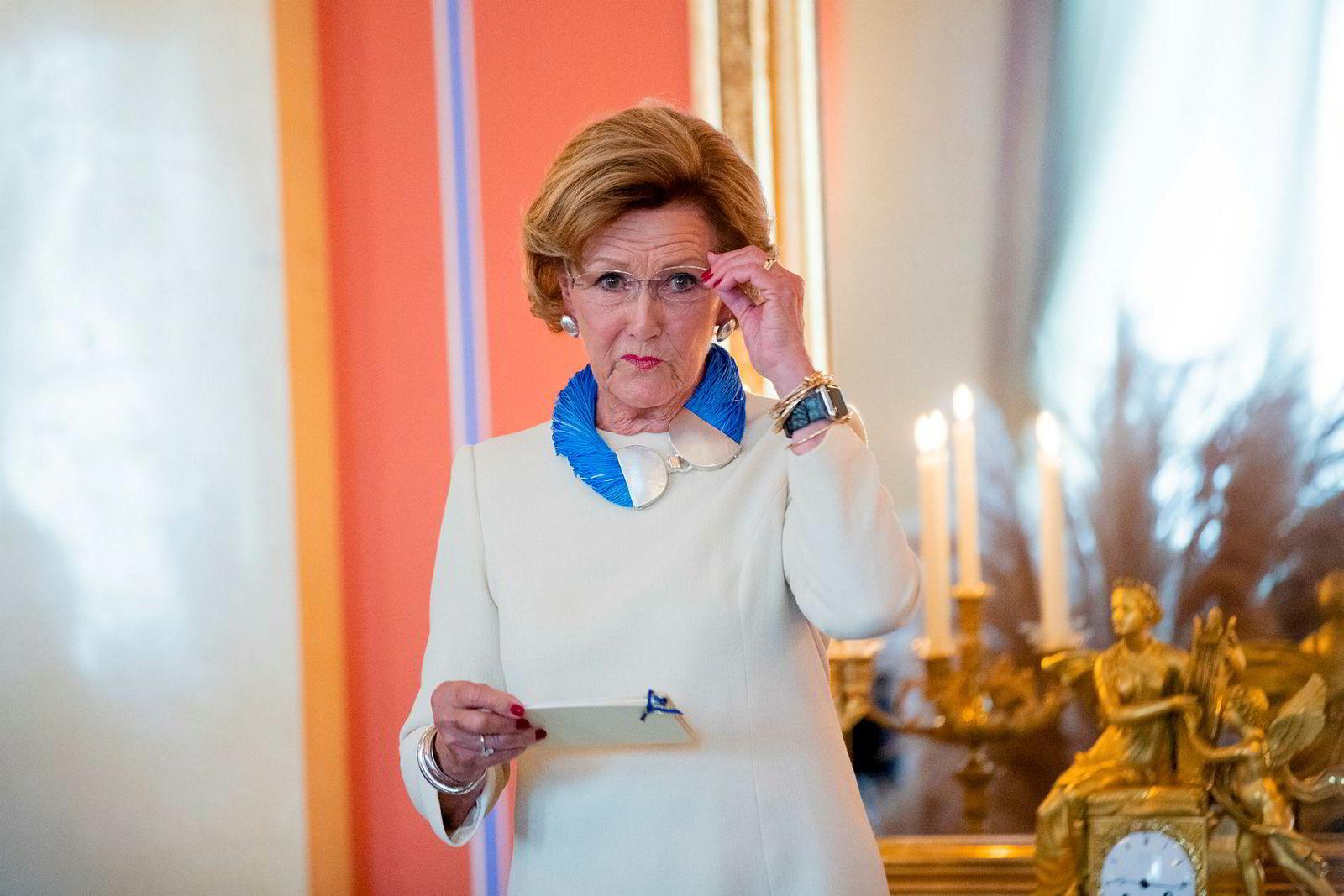 Sunniva Rose visste ikke hvilket arrangement hun var aktuell til å være konferansier på – bare at det var utenfor Oslo, og at dronning Sonja står på gjestelisten.