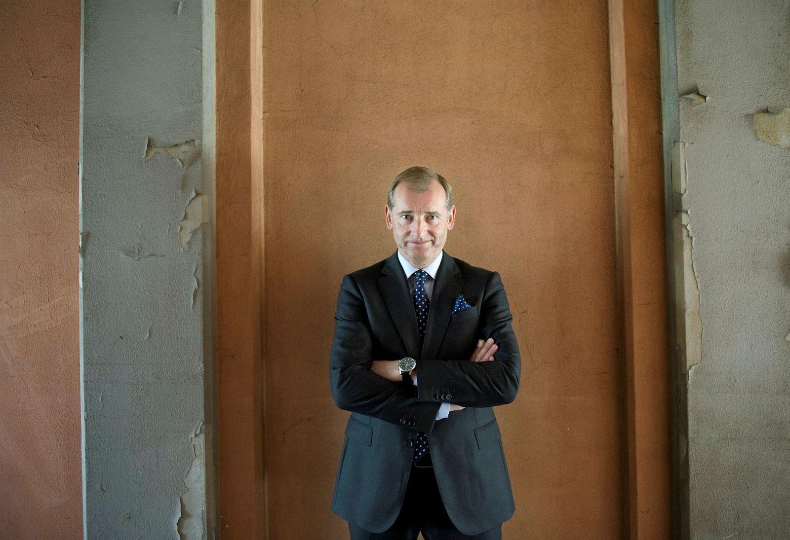 Carl O. Geving – direktør i Norges Eiendomsmeglerforbund.