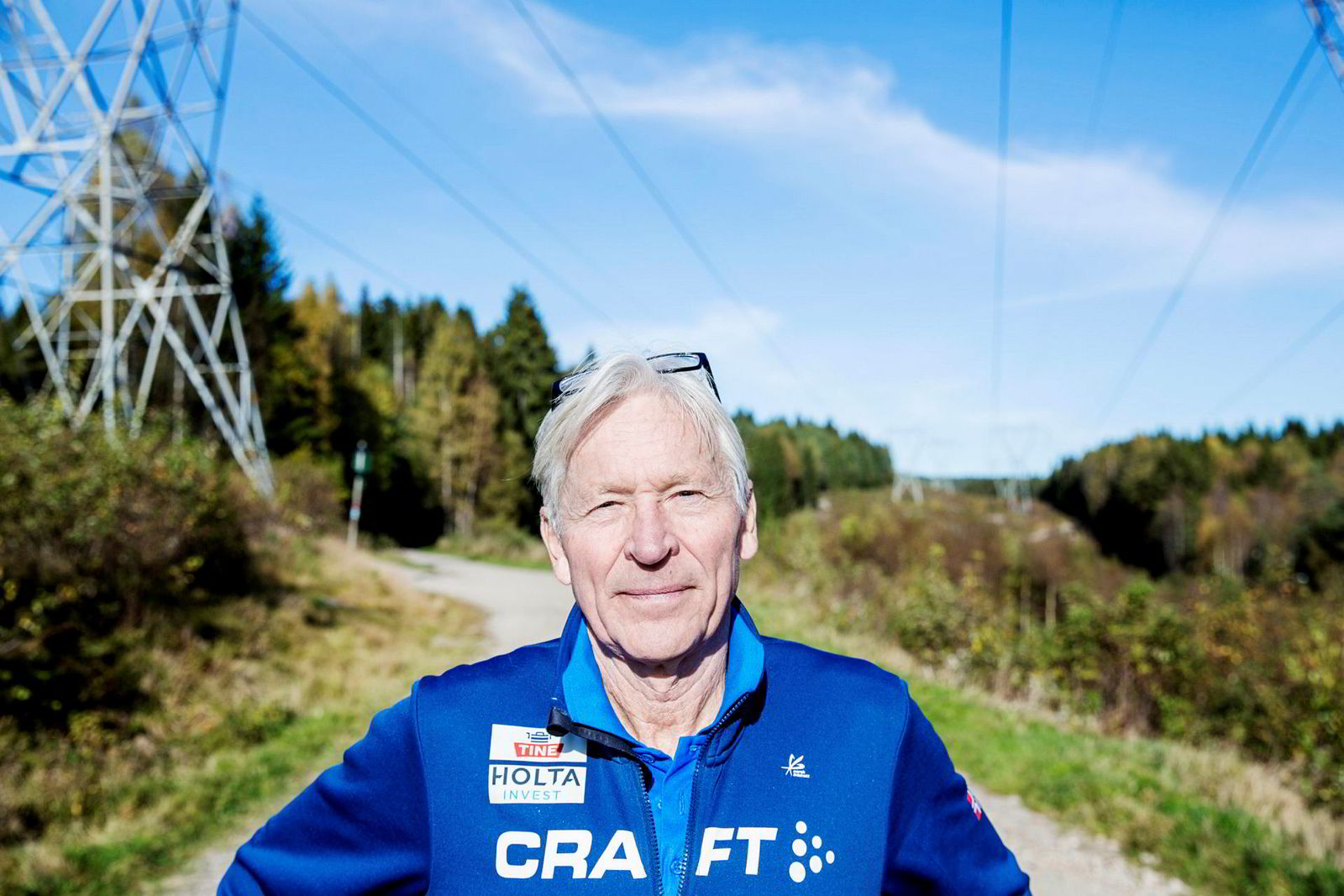 Professor Eystein Enoksen ved Norges idrettshøgskole (NIH).
