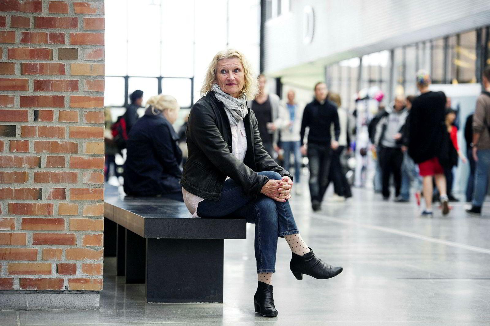 Mannlig seksualitet er irrelevant i Metoo-debatten, ifølge professor Ulla-Britt Lilleaas.