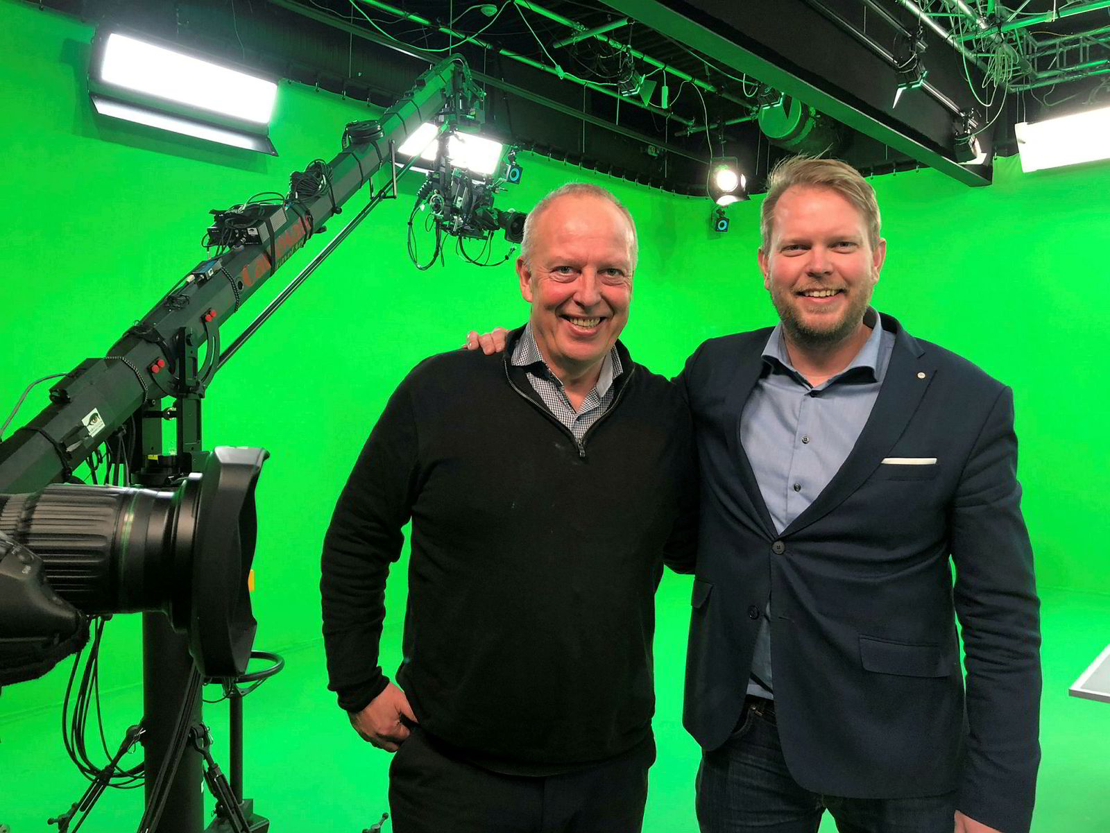 Alf Lande og Ole-Andreas Løvland kjøpte Ullevaal Media Center 23. november. En snau uke senere ble tre ansatte oppsagt.