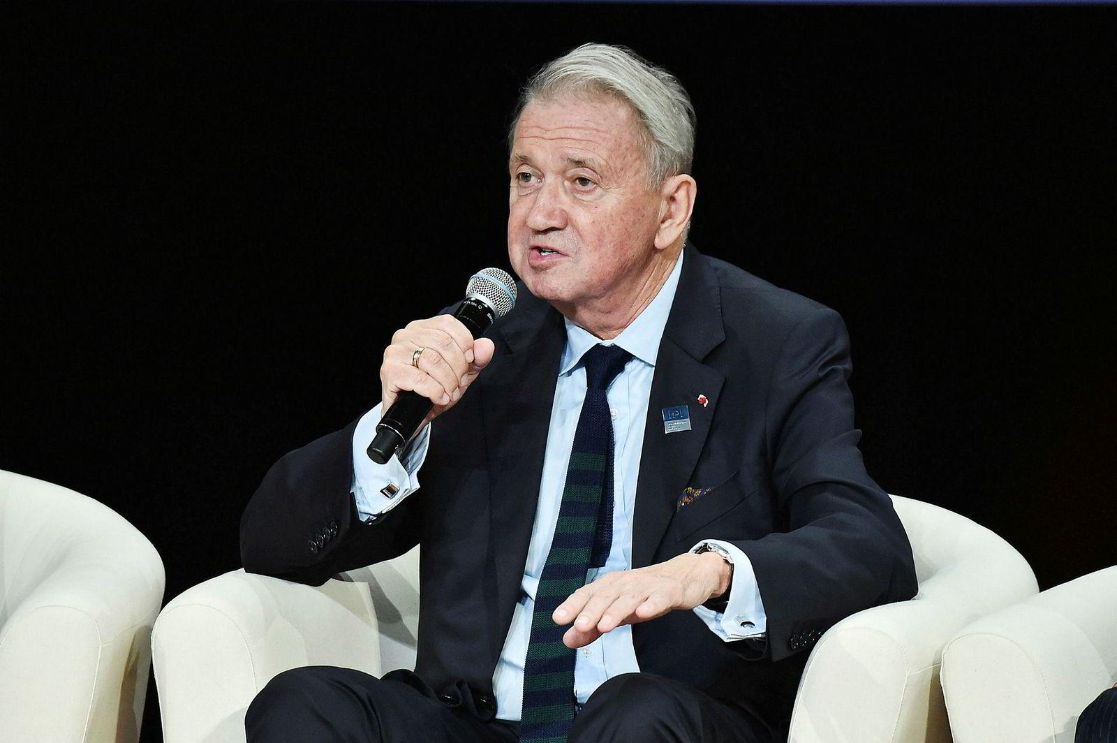Terje Rød-Larsen er president i IPI.