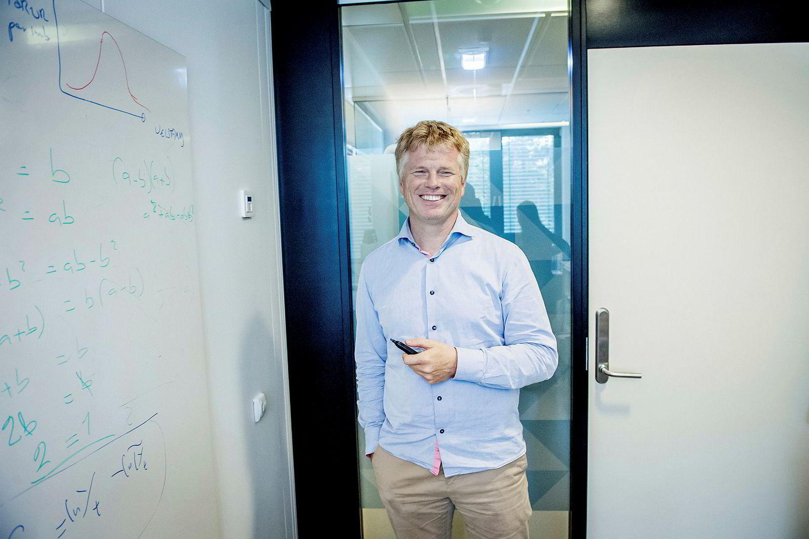 Ola Honningdal Grytten er professor ved Institutt for samfunnsøkonomi ved Norges Handelshøyskole (NHH).
