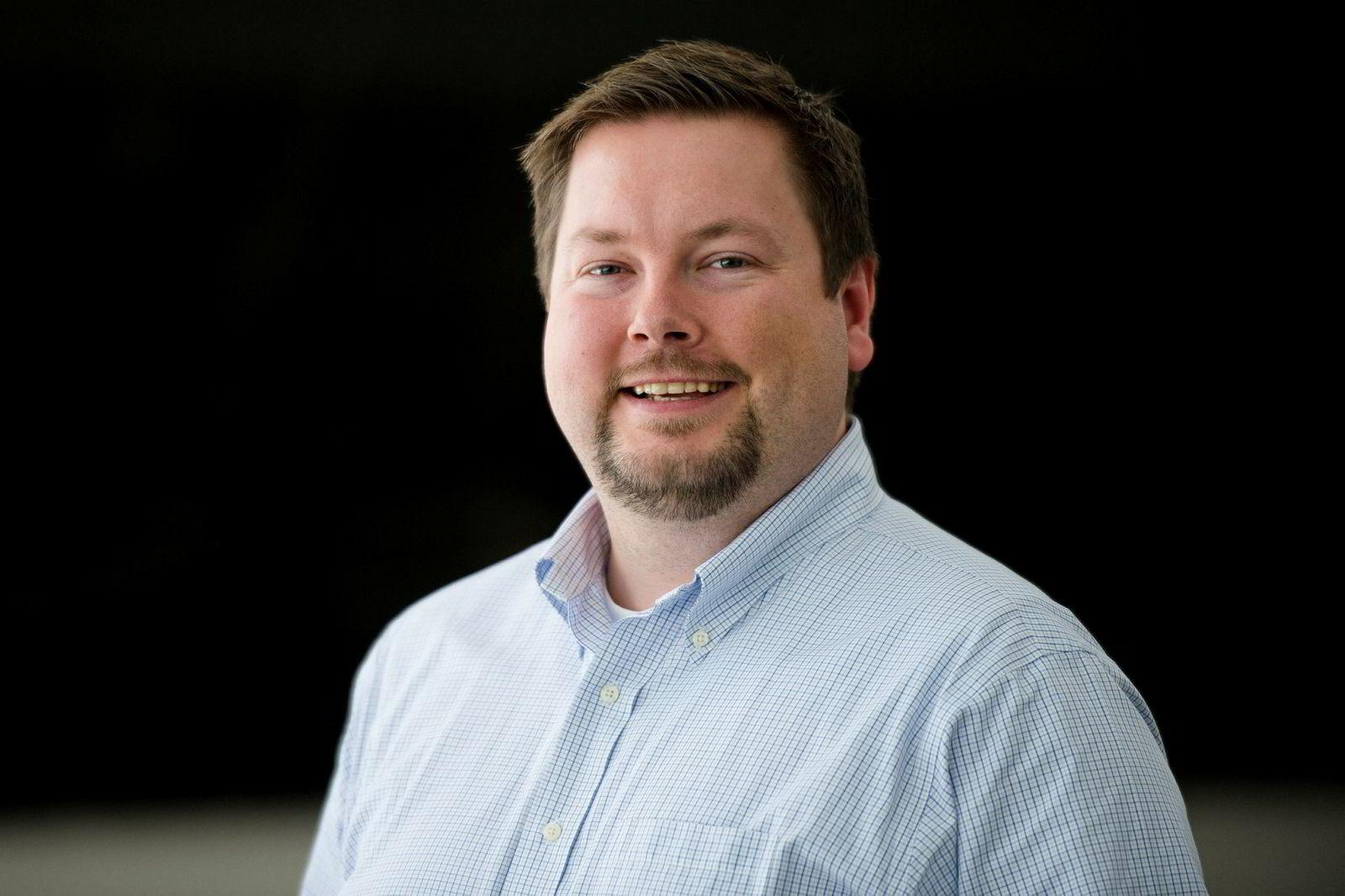Erik Haaland er Equinors kommunikasjonssjef for internasjonal virksomhet.