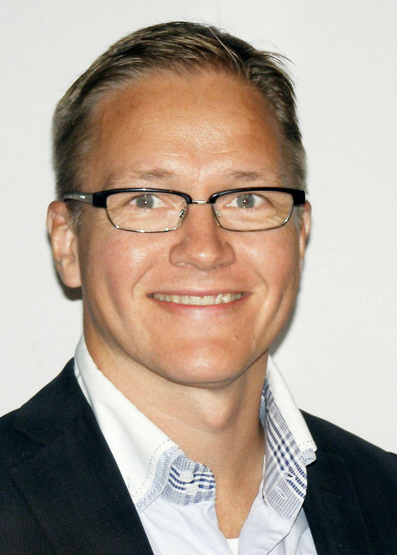 Tor Johan Pedersen, Innovasjon Norge.