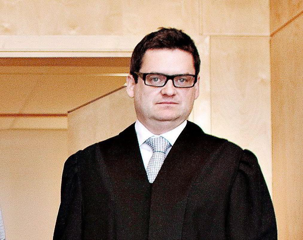 Vikens advokat Peter Hammerich. Foto: