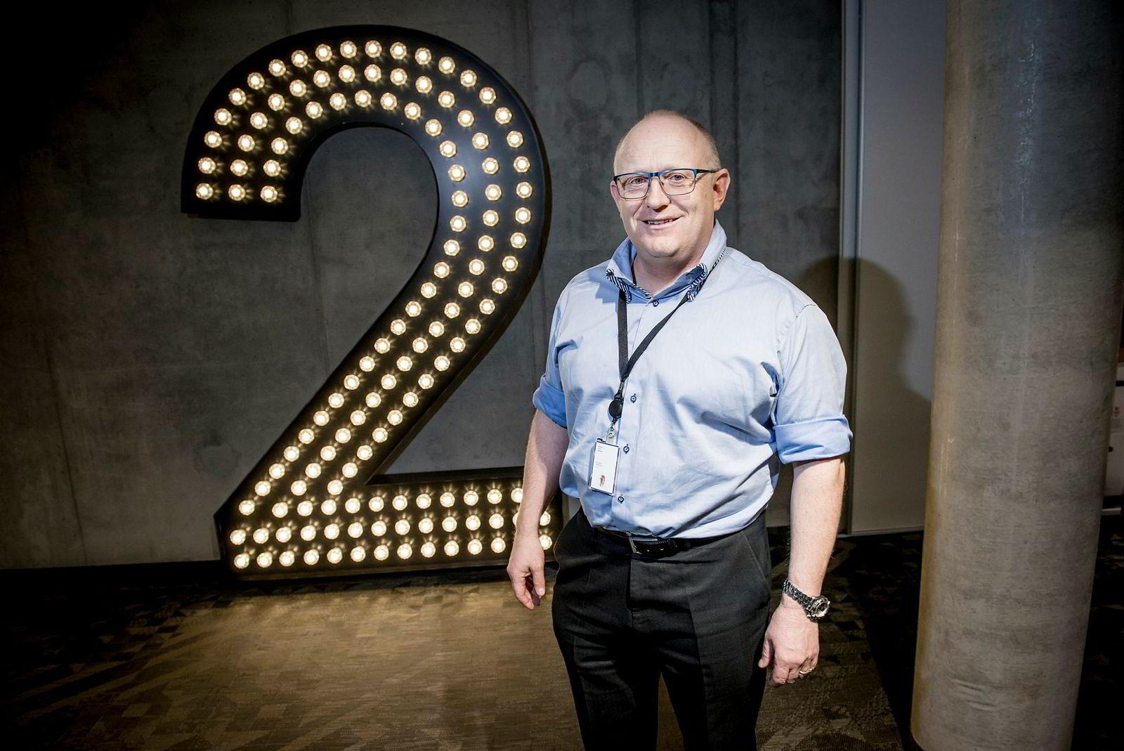 TV 2 Sumo-sjef Christian Birkeland lover uendret pris for seerne.