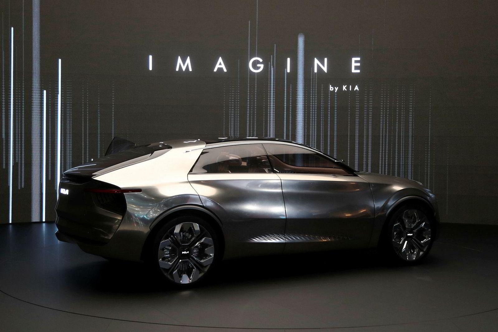 Kia «Imagine by Kia» i Genève 2019.