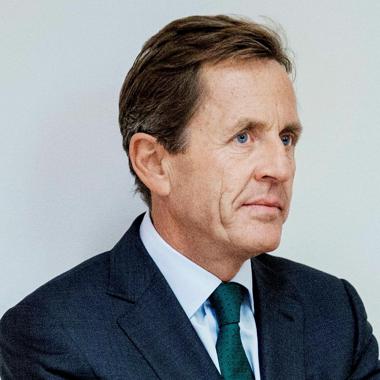 Arne Blystad og hans selskap Songa Trading dukker opp som Norwegians niende største aksjonær.