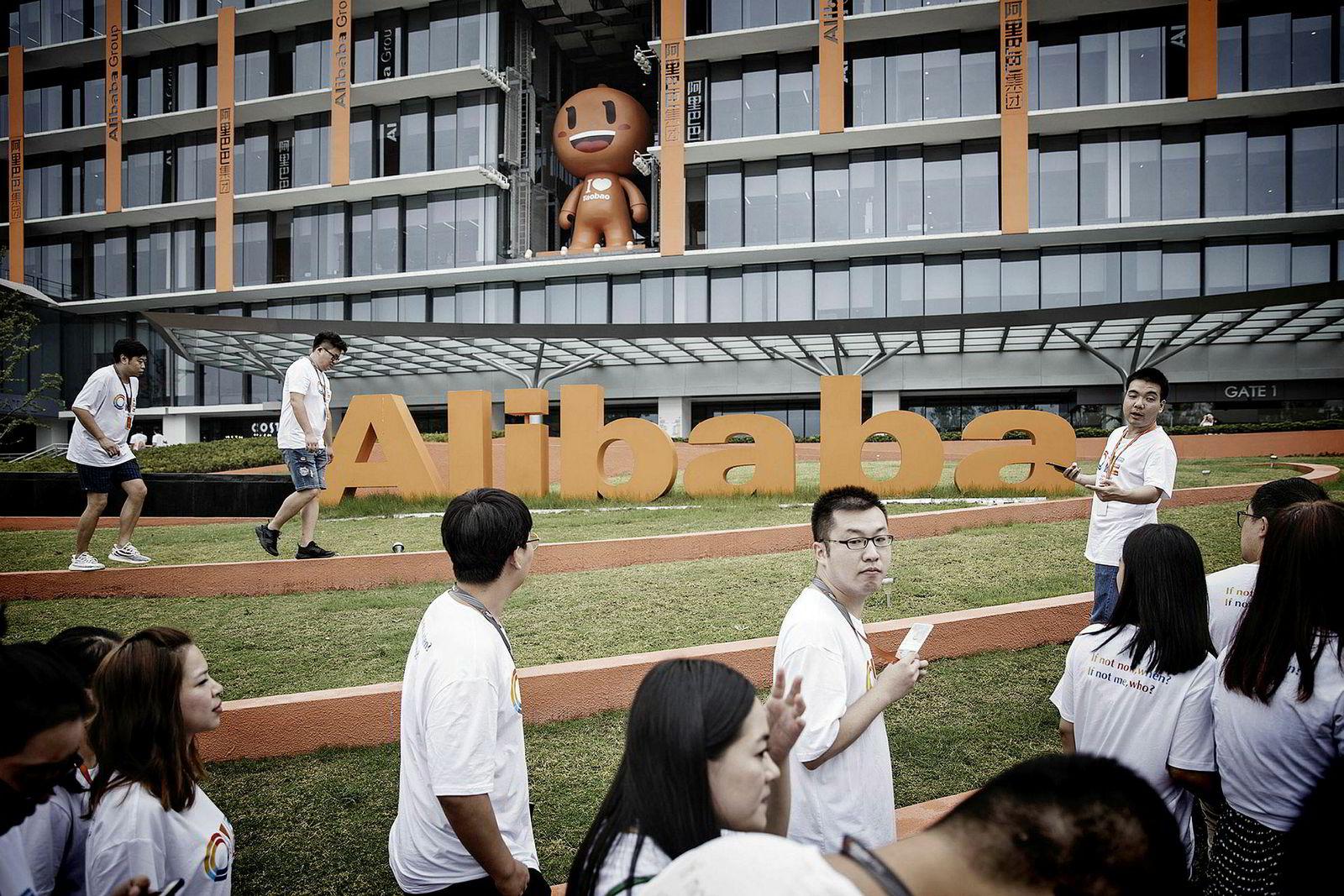 Alibaba og Tencent er i dag på topp-ti listen over verdens mest verdifulle selskaper, sammen med amerikanske konkurrenter som Amazon og Facebook.