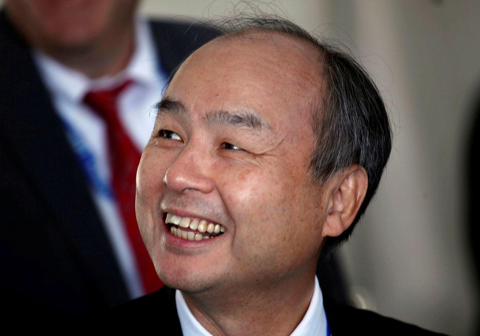 Japans rikeste entreprenør Masayoshi Son er overbevist om at kunstig intelligens vil bli den neste industrirevolusjonen.
