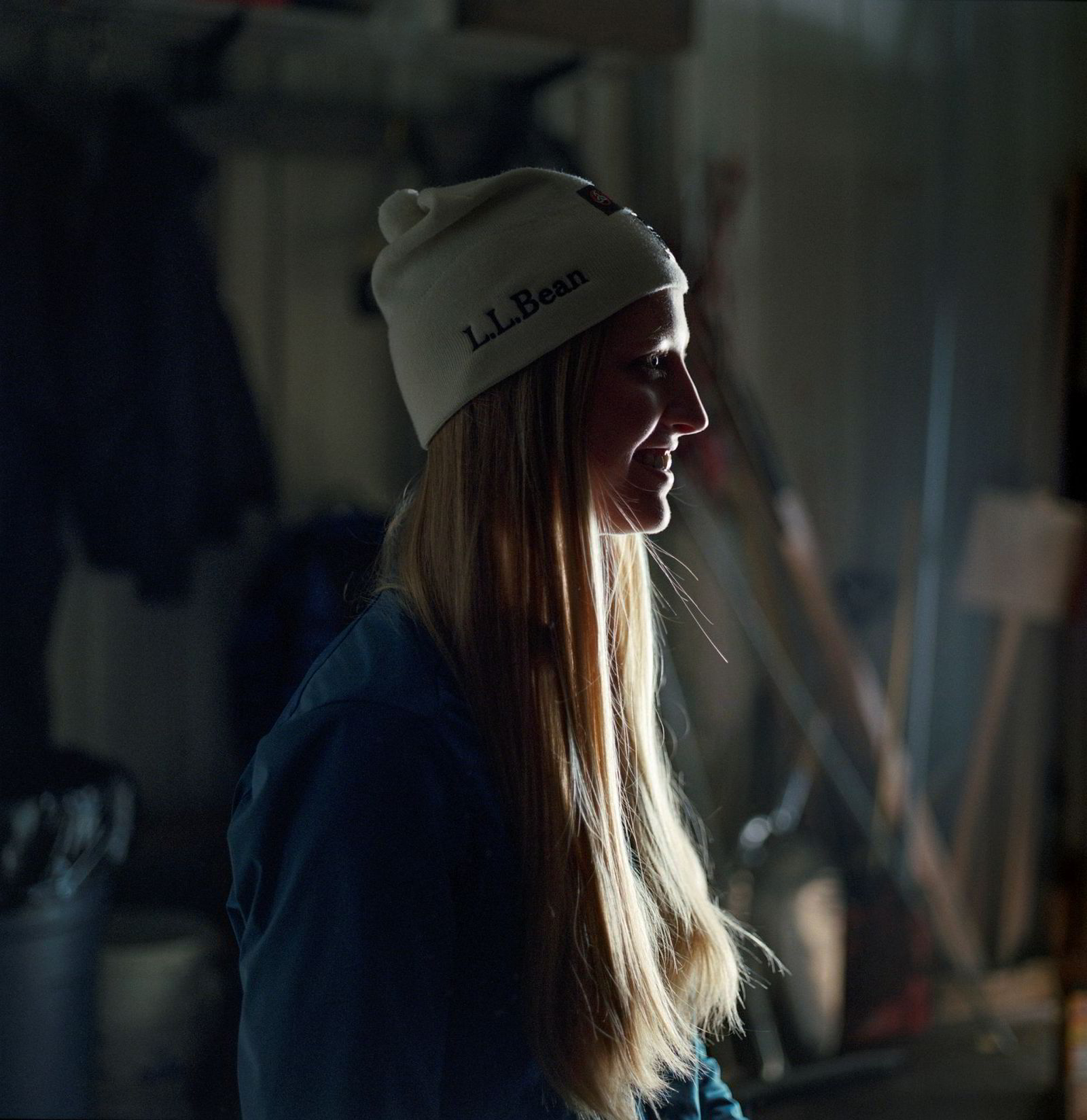 Det amerikanske langrennstalentet Hailey Swirbul (21) .