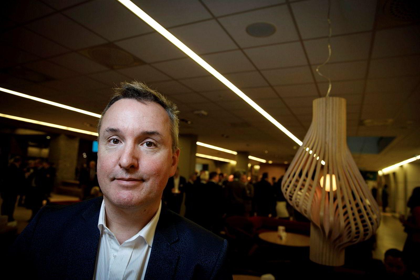 Hotellrådgiver Peter Wiederstrøm.
