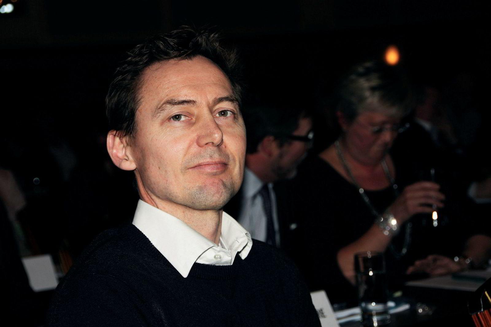 Ragnar Tveterås, senterleder og professor ved Senter for innovasjonsforskning ved Universitetet i Stavanger.