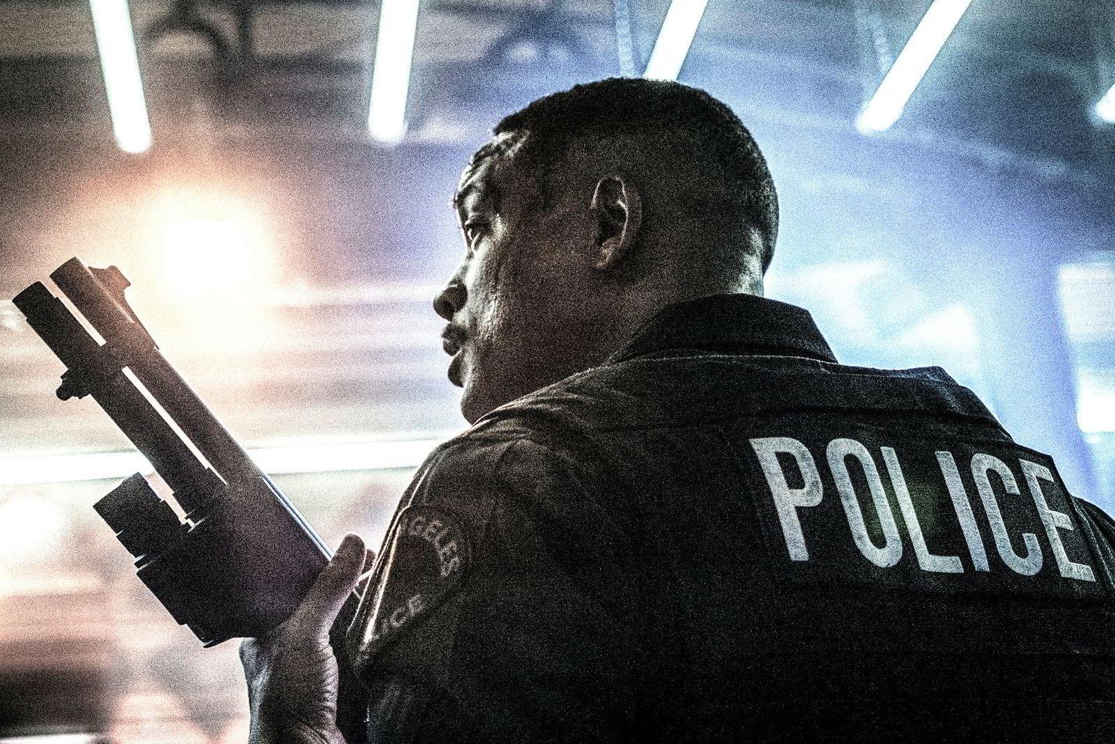 Will Smith i fantasy-filmen «Bright».