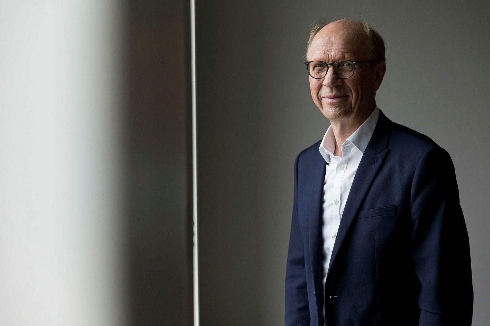 Knut Kjær, tidligere sjef i Oljefondet, er full av lovord om den nye oljefondssjefen, Nicolai Tangen.