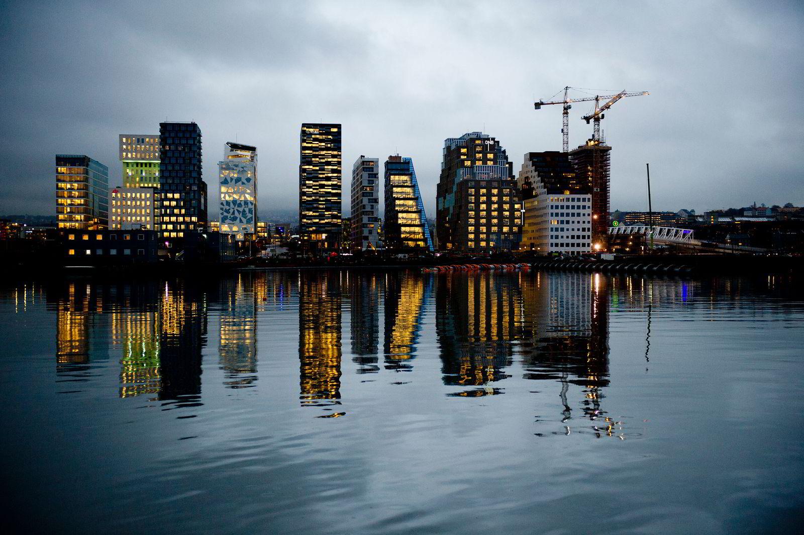 Boligprisene i Oslo stiger også fordi folk vil ha