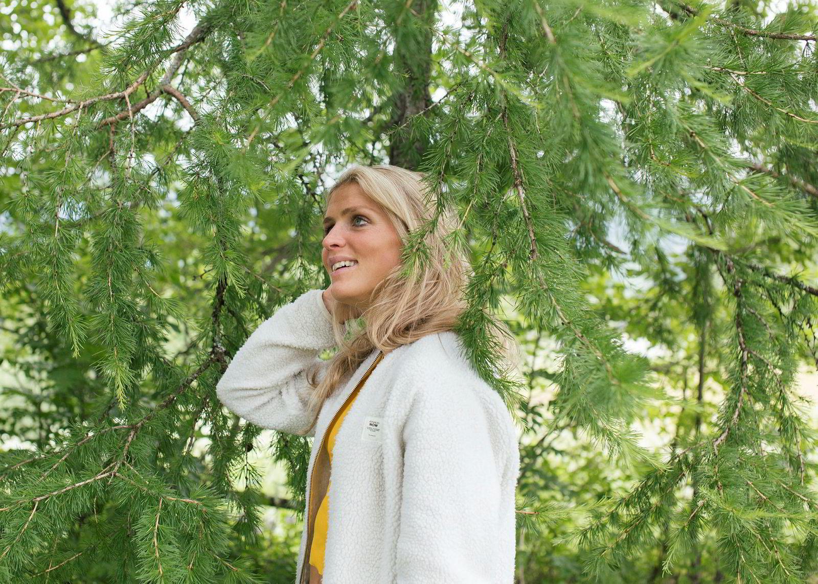 - Det har vært kringlete og kronglete noen ganger, men jeg har fått veldig god hjelp underveis, forteller Therese Johaug om utvidelsen av kleskolleksjonen.