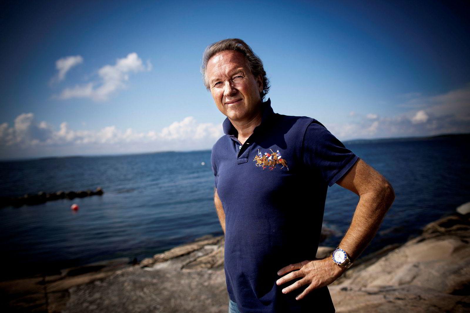 Investor Haakon Sæter.