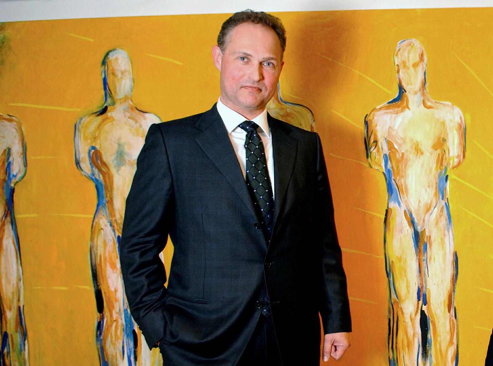 Narve Reiten eier 65 prosent av Ingerø Reiten Investment Company.