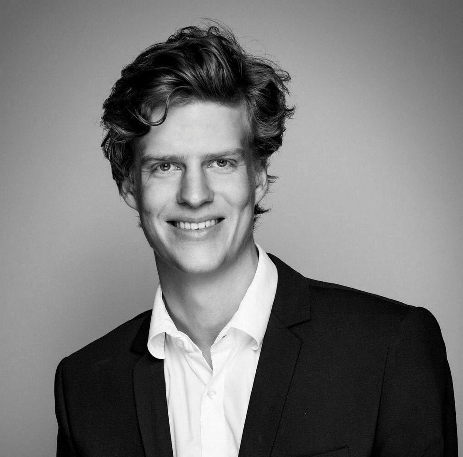 Torbjørn Bull Jenssen, daglig leder i Arcane Crypto as.
