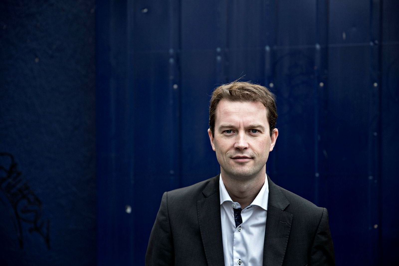 Bård Glad Pedersen.