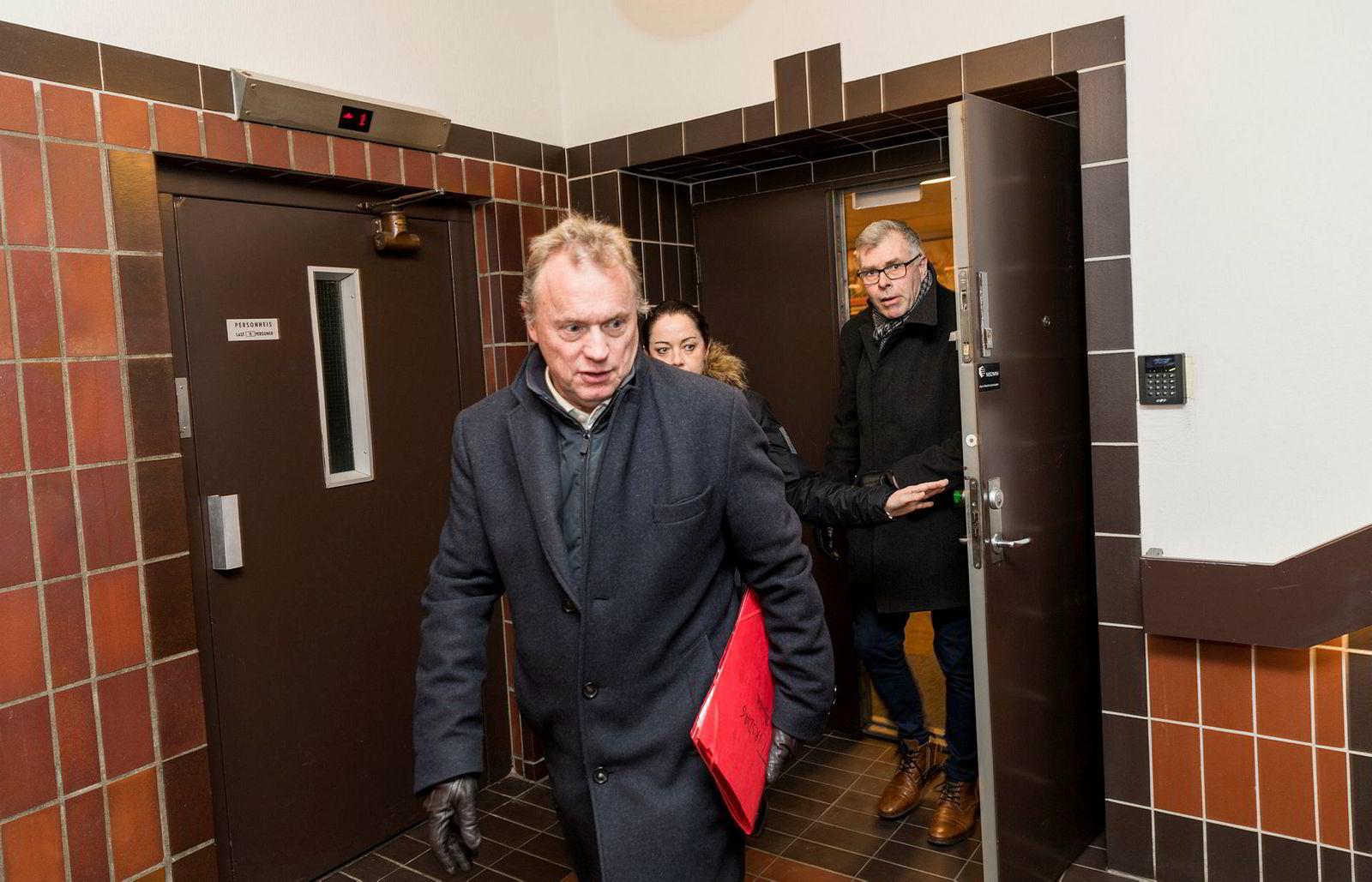 Byrådsleder Raymond Johansen i Oslo støtter Trigger-toppens nye satsing.