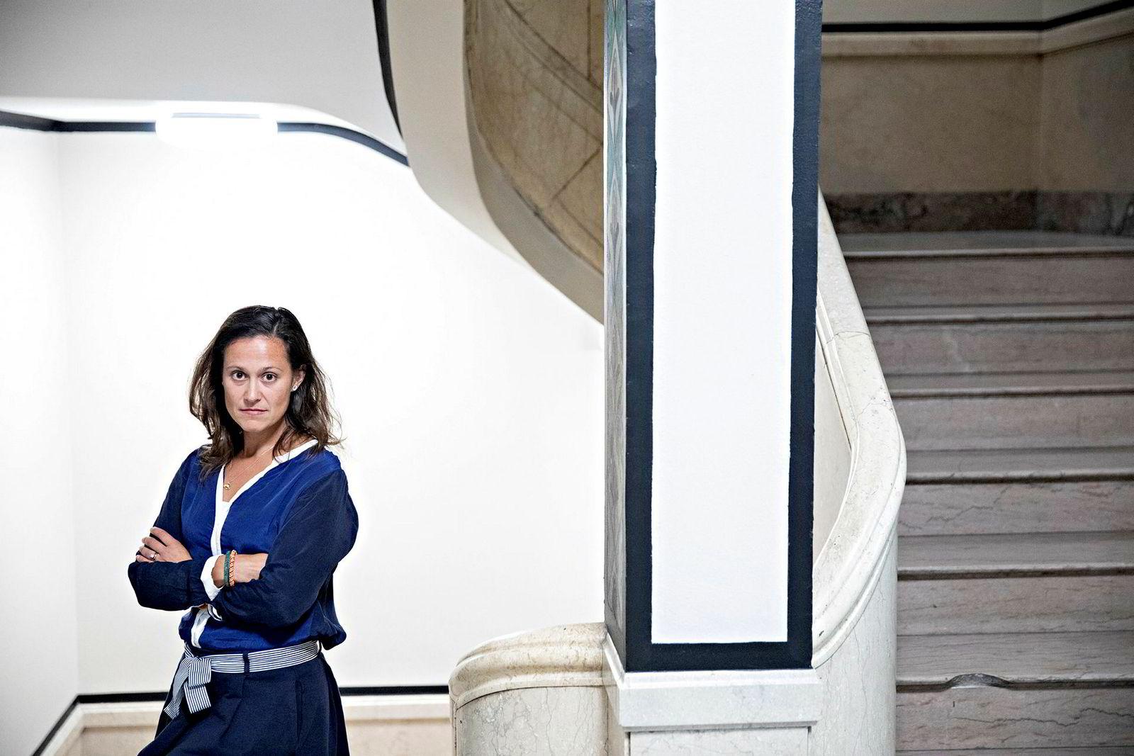 Avdelingsleder Maria Østerhus Lobo i Econa mener bedriftene må være seg sitt ansvar bevisst.