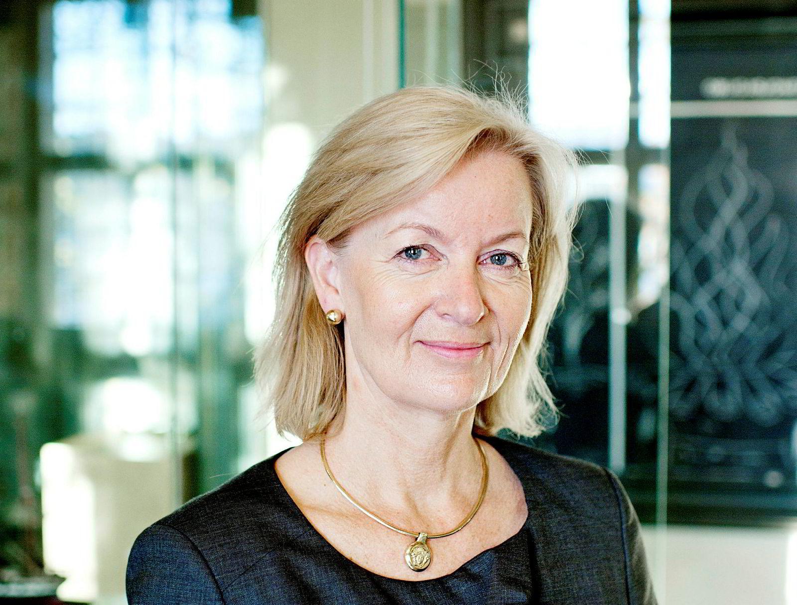 Børsdirektør Bente A. Landsnes.