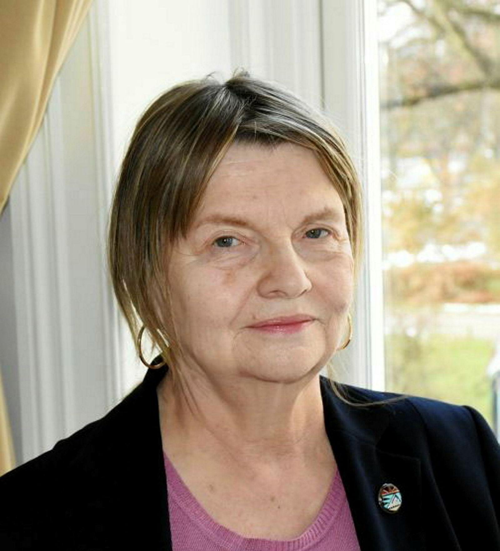 Marja Lemne, lektor og ekspert på svensk politikk ved Södertörns högskola i Stockholm.