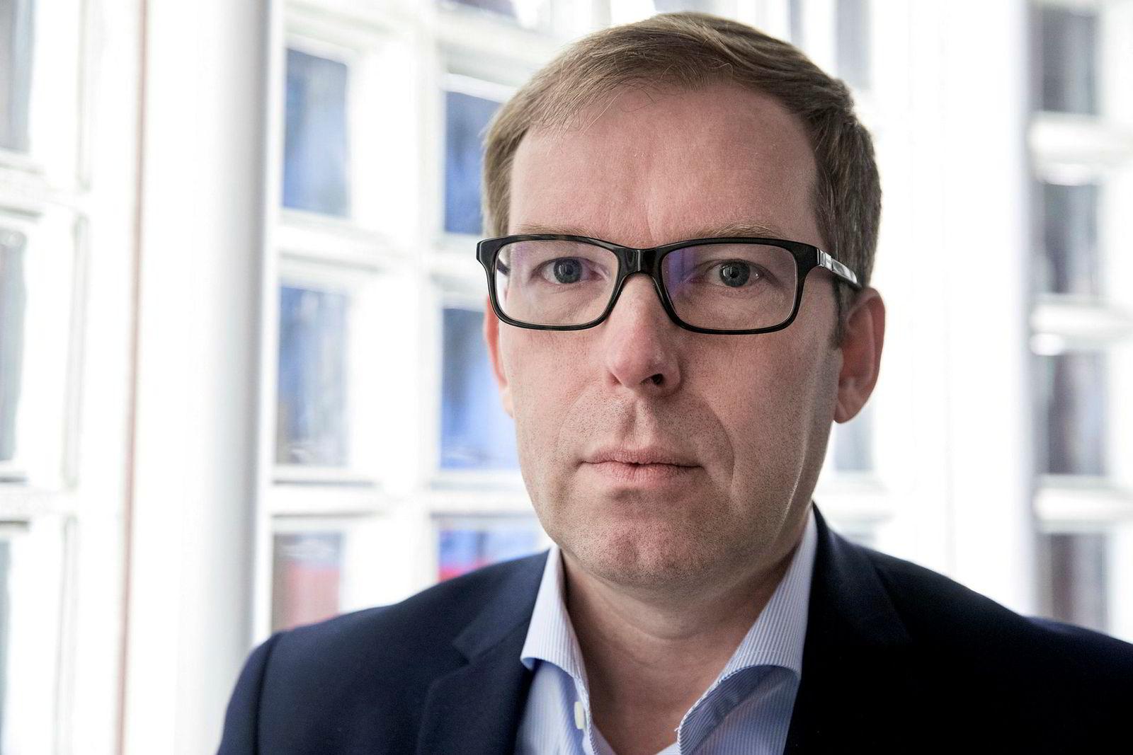 – Så forventer vi at de søker ledige stillinger etter hvert som de dukker opp, sier Innovasjon Norge-sjef Håkon Haugli.