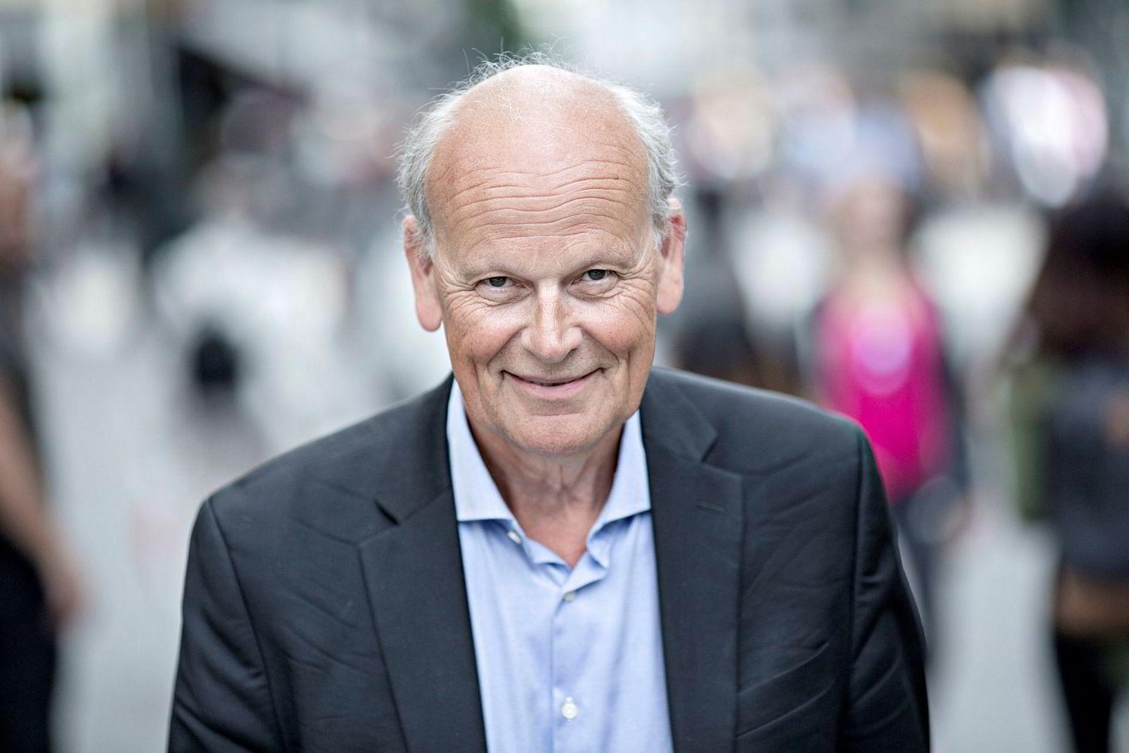 Michael von Tetzschner (H).