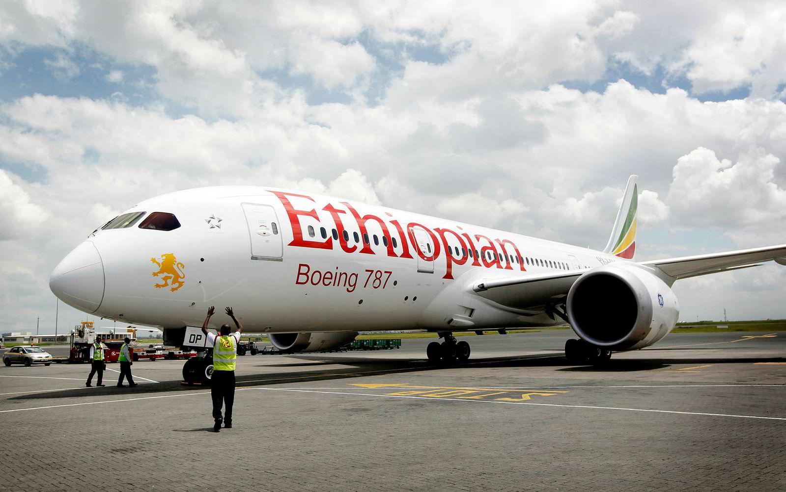 Med en firedobling i passasjerveksten de siste ti årene, og inntekter på om lag 14 milliarder kroner i 2016, har Ethiopian Airlines vokst mer enn de andre afrikanske flyselskapene til sammen.