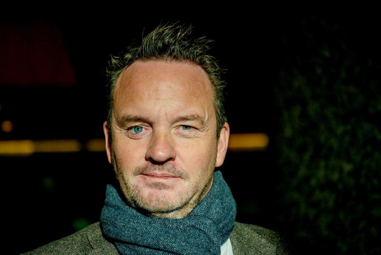 Administrerende direktør Geir Ove Ystmark i Sjømat Norge.