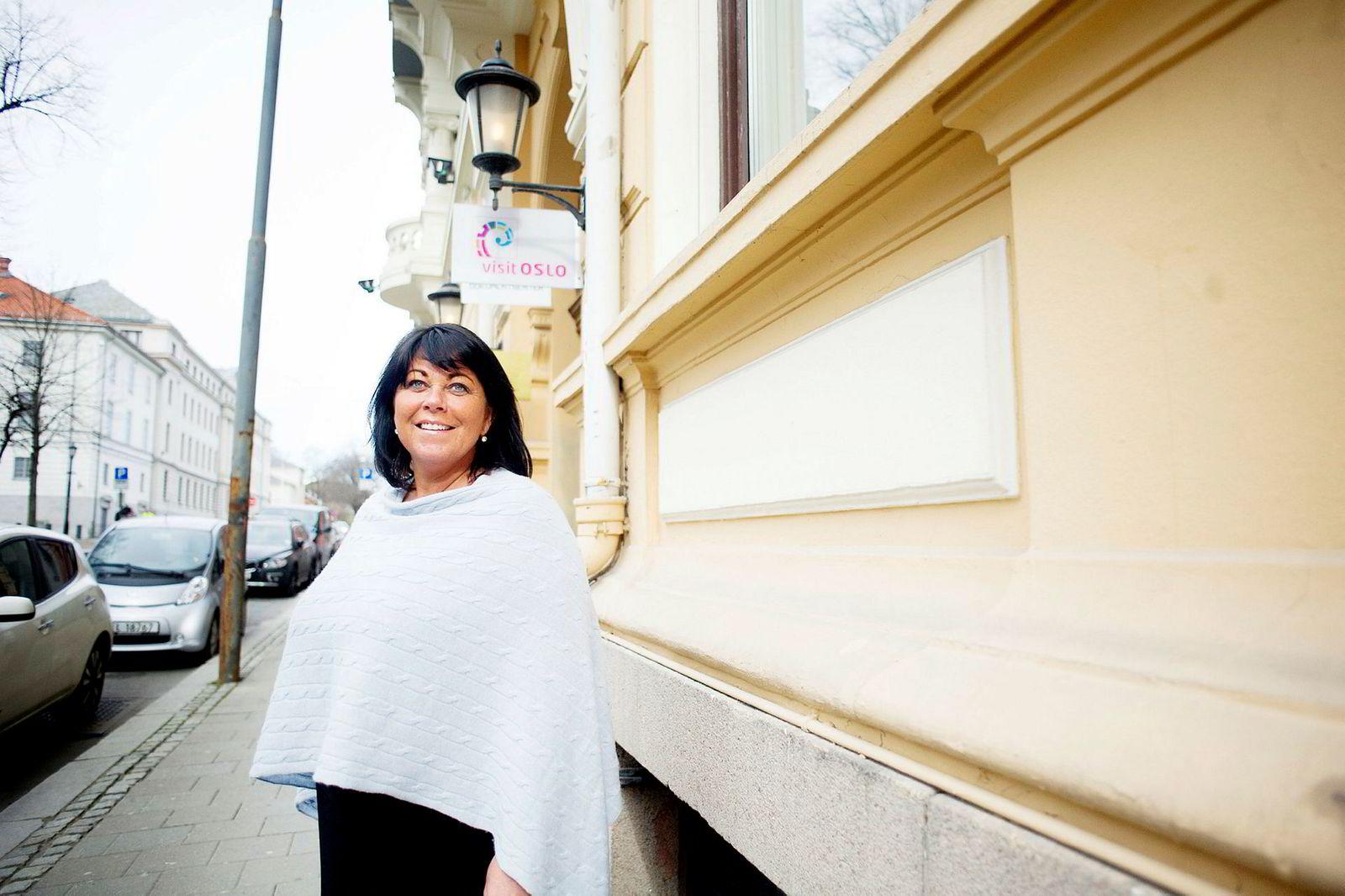 Bente Bratland Holm, reiselivsdirektør i Innovasjon Norge.