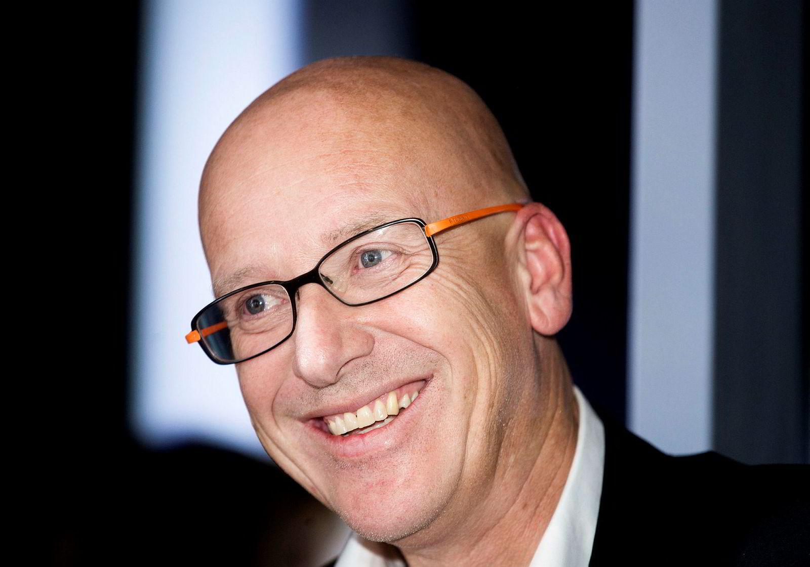 Coop-sjef Geir Inge Stokke.