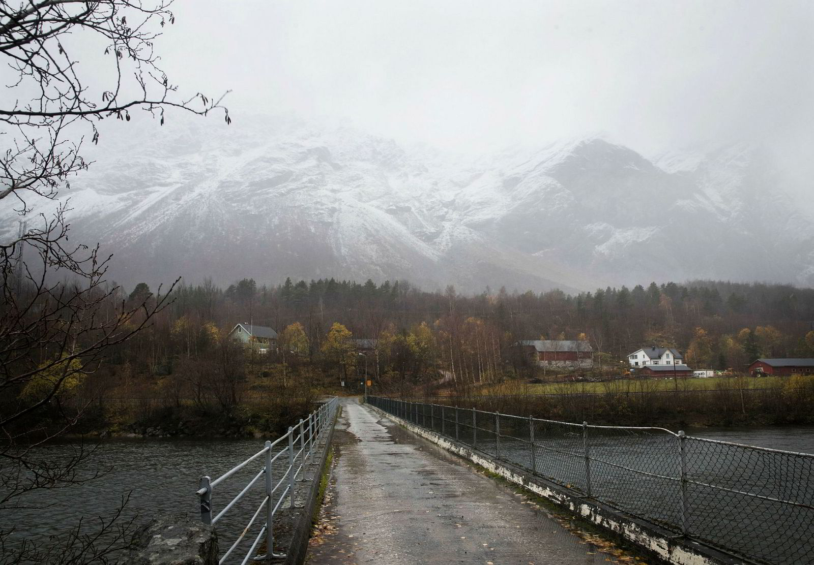 Kunder som benytter en spesiell spotpris, får gratis strøm den dagen «Veslemannen» faller i Rauma.