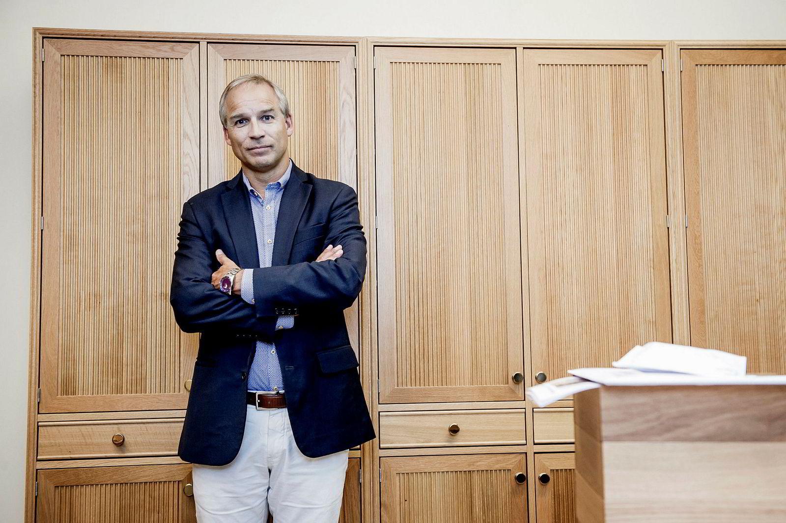 Hans Olav Syversen har meldt sin interesse som ny riksrevisor.