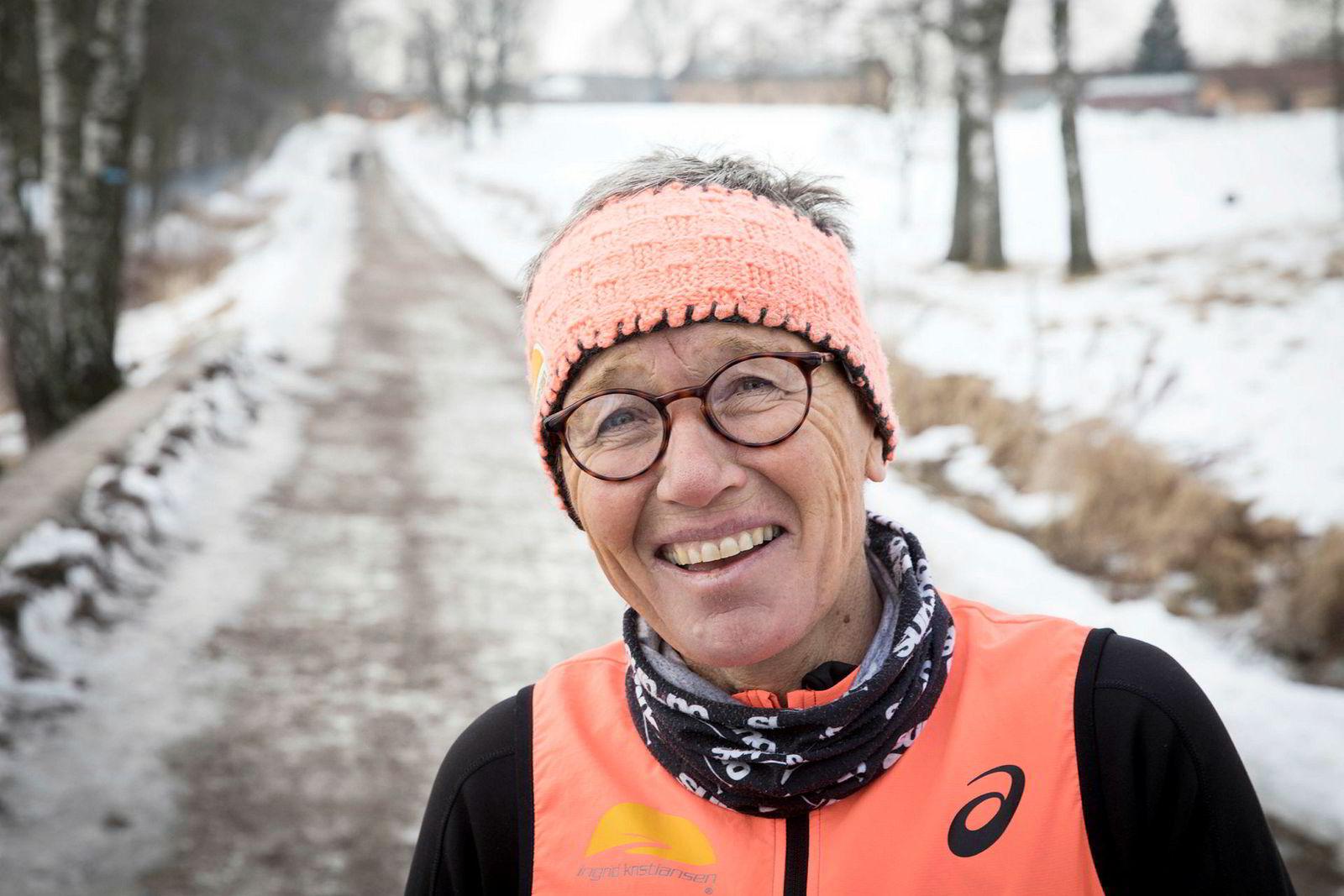 Ingrid Kristiansen gir tips til løpetreningen i overgangen mellom vinter og vår.