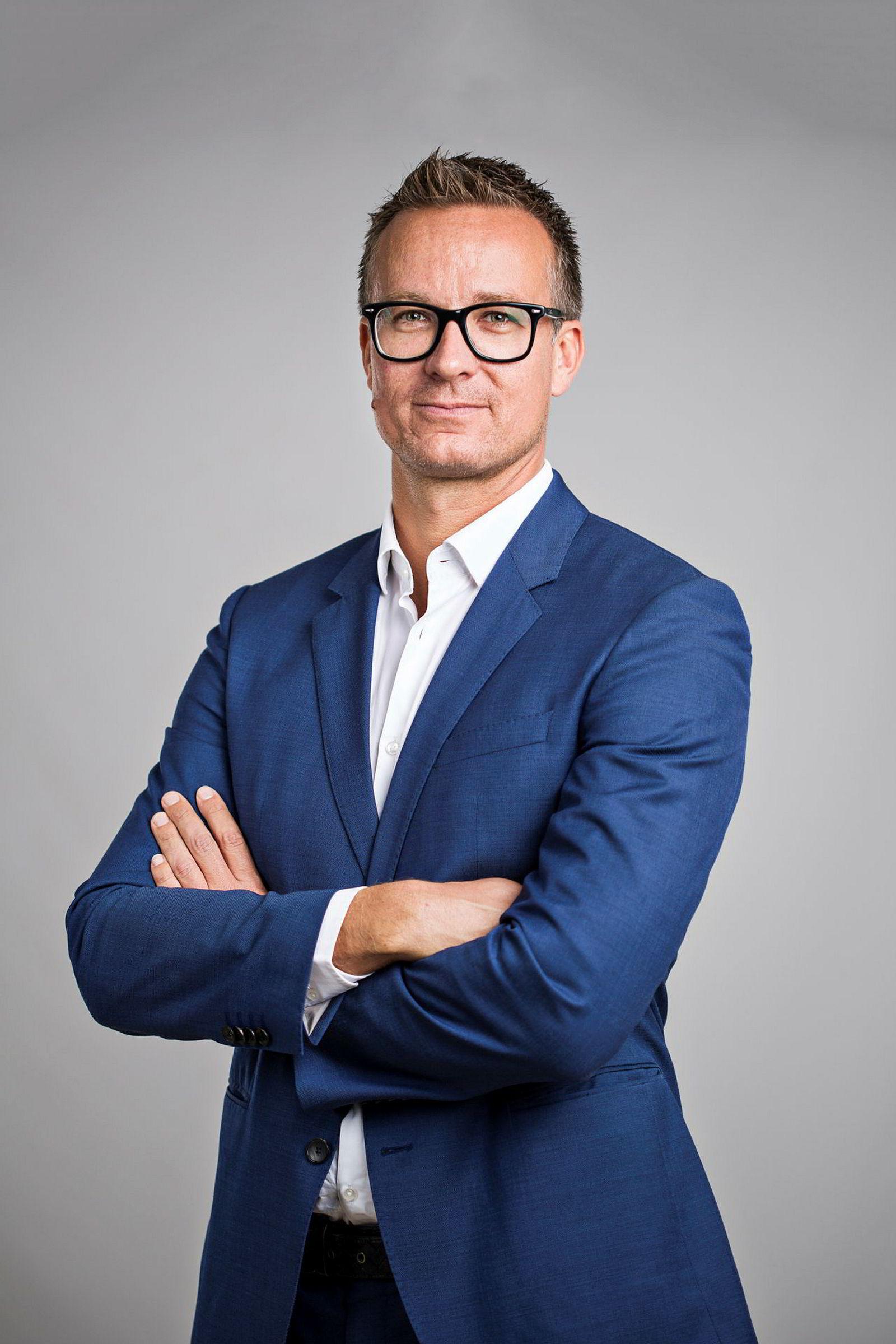 . Administrerende direktør Thomas Møller i danske Group 88.